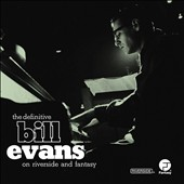 Bill Evans (Piano): The Definitive Bill Evans on Riverside and Fantasy