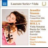Rolla: Sonatas for Viola and Piano