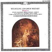 Mozart: Requiem / Hogwood, Kirkby, Watkinson, Rolfe-Johnson
