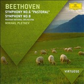 Beethoven: Symphony No. 6 'Pastoral' / Mikhail Pletnev - Russian Nat'l SO