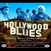 Various Artists: Hollywood Blues: Classic West Coast Blues 1947-1953 [Box]