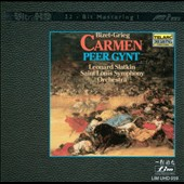 Bizet: Carmen Suite; Grieg: Peer Gynt Suite [Lim]