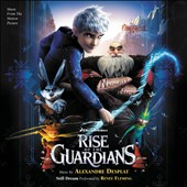 Alexandre Desplat: Rise of the Guardians [Original Score] / Renée Fleming