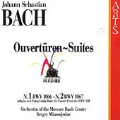 Bach: Ouvert&uuml;ren-Suites, etc / Miassojedov, Moscow Bach