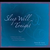 Anna De Vena: Sleep Well Tonight [Digipak]