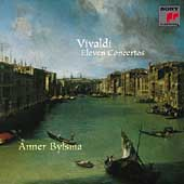 Vivaldi: Eleven Concertos / Bylsma, Lamon, Tafelmusik