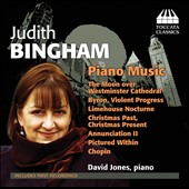 Bingham: Piano Music / David Jones, piano