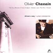 Almost a Song - The Contemporary Guitar / Olivier Chassain