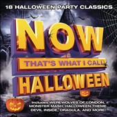 Various Artists: Now That's What I Call Halloween