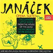 Janácek: Opera Suites / Jiri Belohlávek, Prague SO