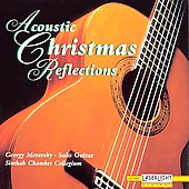 Georgi Moravsky/Simhah CHBR Collegium: Acoustic Christmas Reflections