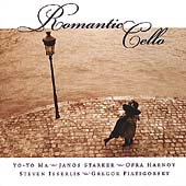 Romantic Cello / Ma, Starker, Harnoy, Isserlis, Piatigorsky