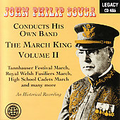 John Philip Sousa Conducts His Own Band: The March