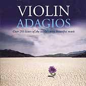 Violin Adagios