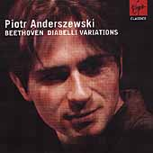 Beethoven: Diabelli Variations / Piotr Anderszewski