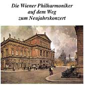Die Wiener Philharmoniker auf dem Weg zum Neujahrskonzert