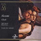 Gluck: Alceste / Gui, Gencer, Picchi, Rome Opera, et al