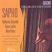 Gounod: Sapho / Cambreling, Ciesinski, Vassar, et al