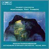 Trumpet Concertos / Hardenberger, Järvi, Gothenburg SO
