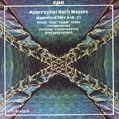 Apocryphal Bach Masses / Helbich, Febi Armonici, et al