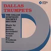 Dallas Trumpets - Persichetti, Tomasi, Britten, Traux, et al