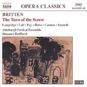 Opera Classics - Britten: Turn of the Screw / Bedford, et al