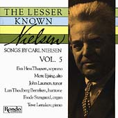 The Lesser Known Nielsen Vol 5 / Thaysen, Ejsing, Laursen