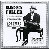 Blind Boy Fuller: Complete Recorded Works, Vol. 3 (1937)