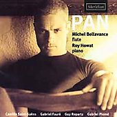 Pan - French Music for Flute and Piano / Bellavance, Howatt
