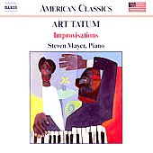 Steven Mayer: Art Tatum: Improvisations *