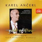 Ancerl Gold Edition 36 - Prokofiev / Navarra, Soukupov