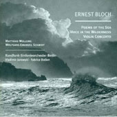 Bloch: Poems of the Sea / Jurowski, Bollon, et al
