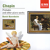 Chopin: Preludes, etc / Barenboim