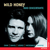 Wild Honey - Murphy, Nin, Daniel / Duo Concertante