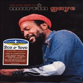 Marvin Gaye: Very Best of Marvin Gaye [Motown 2001] [3 CD]