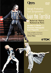 Prokofiev: Ivan The Terrible (Ballet) / Orchestre & Ballet De Læopera National De Paris, Eleonora Ab