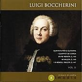 Boccherini: Guitar Quintets in G, B-flat & E (G445, 447 & 446) Volume 2 / Almodis Ensemble