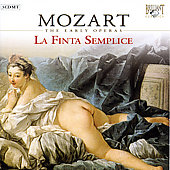 Mozart: La Finta Semplice / Hager, Donath, Ihloff, Berganza