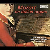 Mozart on Italian Organs / Liuwe Tamminga