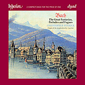 Bach: The Great Preludes, Fantasias & Fugues / Herrick