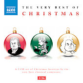 Various Artists: The Very Best of Christmas [Naxos] [Slimline]