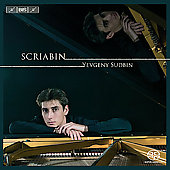 Scriabin: Sonatas, Etudes, Mazurkas, etc / Yevgeny Sudbin