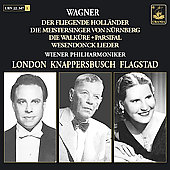 Wagner: Die Walkure, etc / Knappertsbusch, London, Flagstad