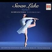 Tchaikovsky: Swan Lake Highlights / Heinz Rögner, Berlin Radio SO