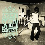 Various Artists: African Scream Contest: Raw & Psychedelic Afro Sounds [Slipcase]