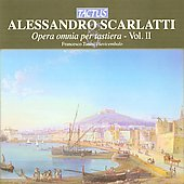 A. Scarlatti: Complete Keyboard Works, Vol 2 / Tasini