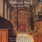 Byrd: Cantiones Sacrae (1591) / Higginbottom, New College