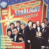 Various Artists: Doo Wop Acappella Starlight Sessions, Vol. 15