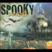 Various Artists: Studio Musicians: Spooky Sounds [Digipak]