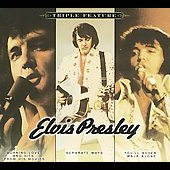 Elvis Presley: Triple Feature [Digipak]